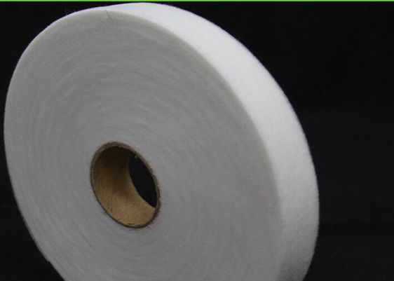 PP Spunbond Non Woven Fabric Roll , Waterproof Non Woven Filter Fabric Breathable